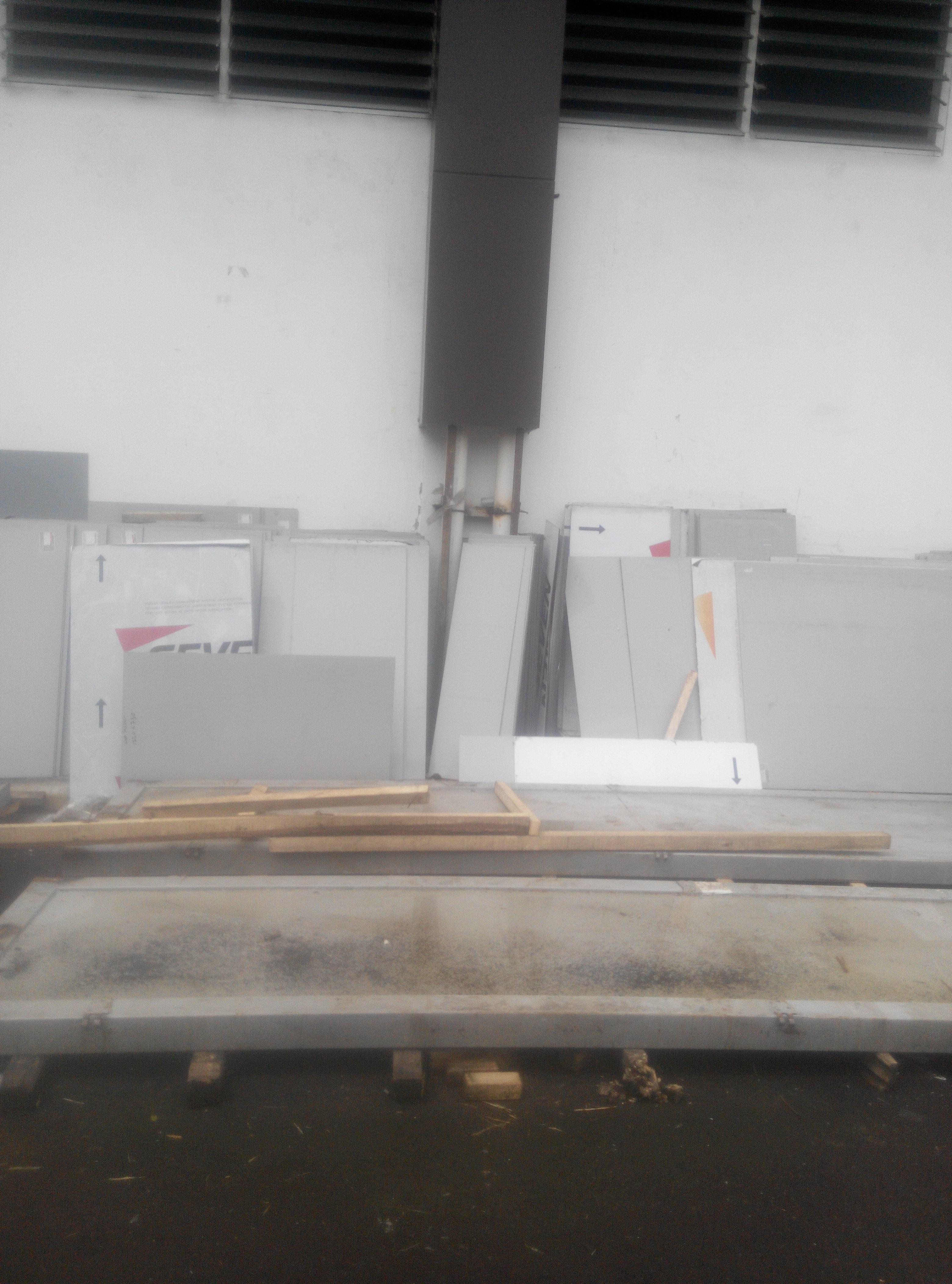 Jual Seven Aluminium Composite Panel potongan cutting size