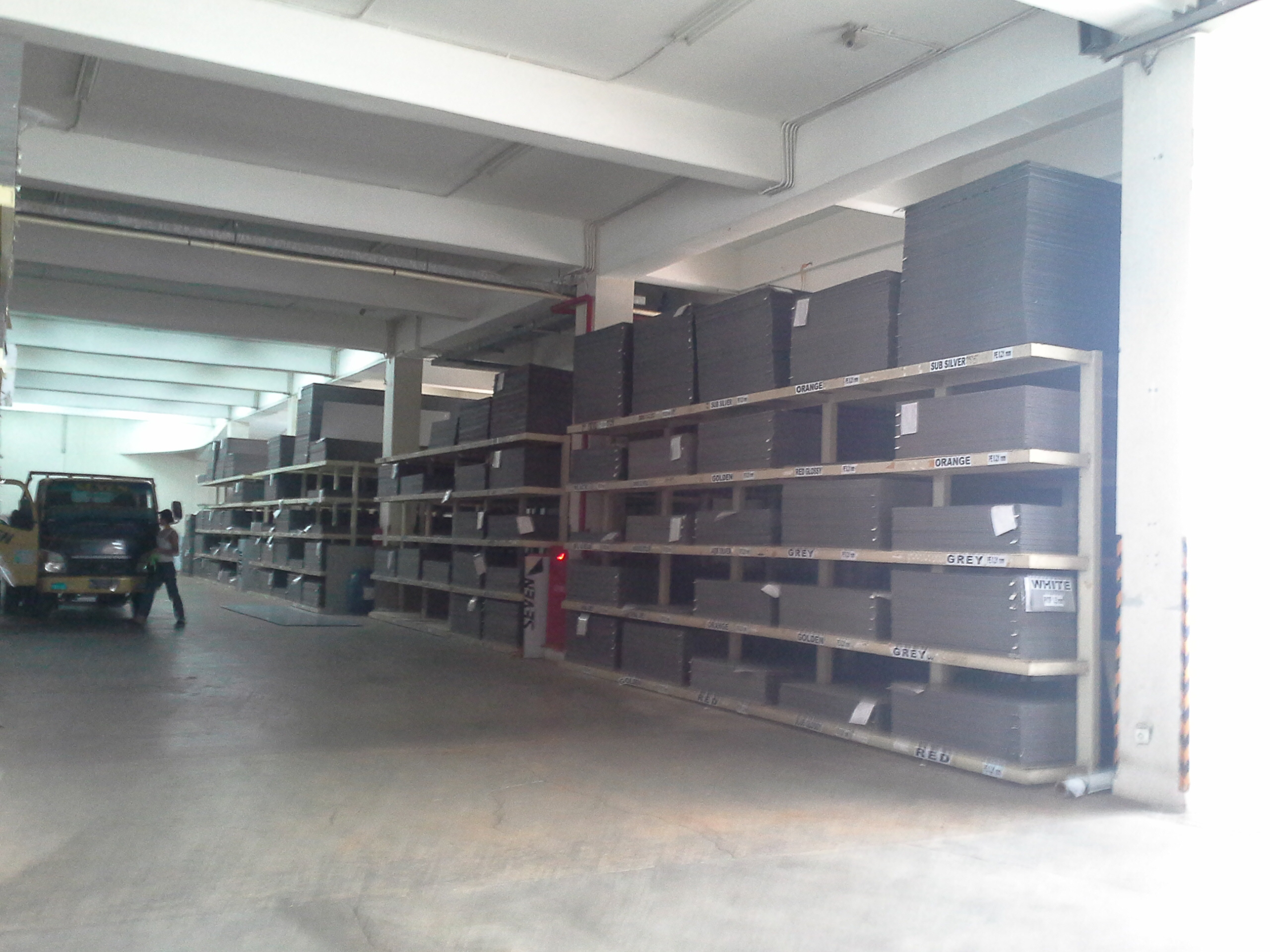 DISTRIBUTOR SEVEN ALUMINIUM COMPOSITE PANEL Jakarta