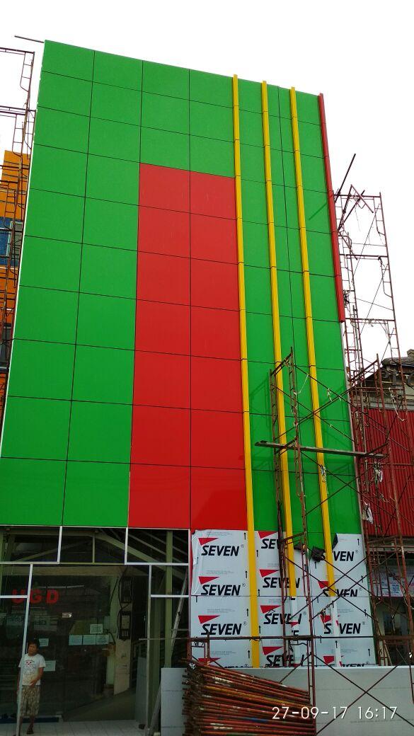 Harga Seven Aluminium Composite Panel Terbaru 2017 di Jakarta
