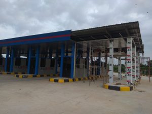 tukang pasang ACP spesialis jasa pasang aluminium composite panel Seven gerbang tol di Jakarta