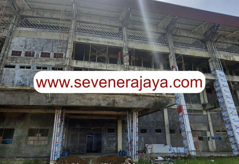 Jasa Pasang SEVEN Aluminium Composite Panel